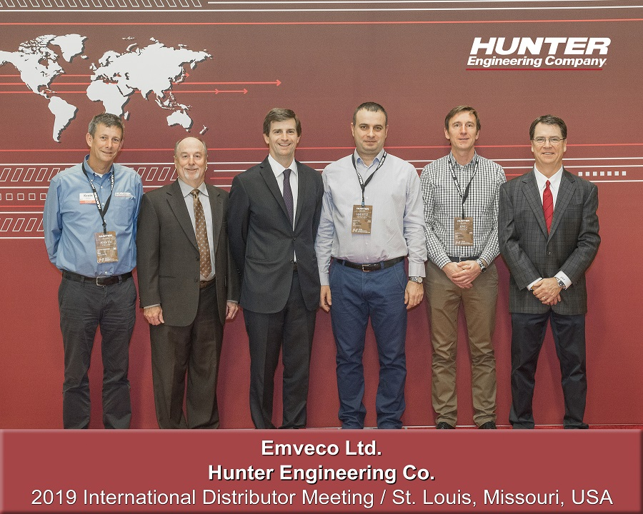 Hunter International Distributor Meeting 2019
